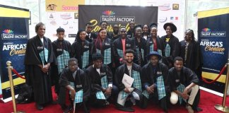MultiChoice Talent Factory Academy 2019 graduating students covid-19