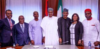President Muhammadu Buhari has inaugurated the Economic Advisory Council