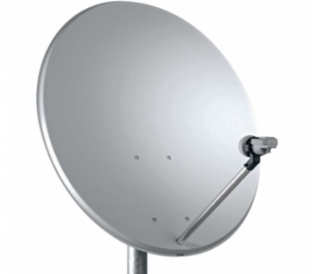 Satellite dish pay tv decoder DStv cable pay-per-view PAYG