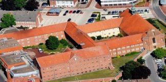 The young offenders' prison in Vechta