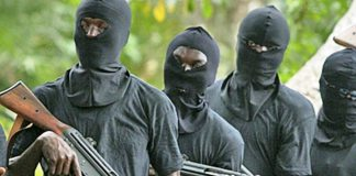 Gunmen believed to be Boko Haram or ISWAP French nationals Bandits Birnin Gwari
