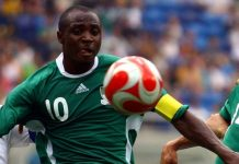 Isaac Promise captained Nigeria to the 2003 FIFA U-17 World Cup held in Finland
