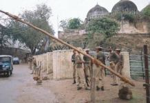 Ayodhya holy site has been given to Hindus by India's Supreme Court
