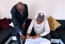 Buhari signs Deep Offshore Act