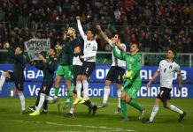 Italy beat Armenia 9-1 in an EURO 2020 qualifiers