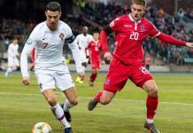 Only Iran legend Ali Daei has scored more international goals than Cristiano Ronaldo