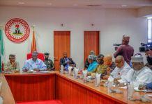 Senate President Ahmad Lawan and Speaker Femi Gbajabiamila intervening in 8th NASS aides pay delay