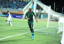 Super Eagles beat Lesotho in AFCON qualifier
