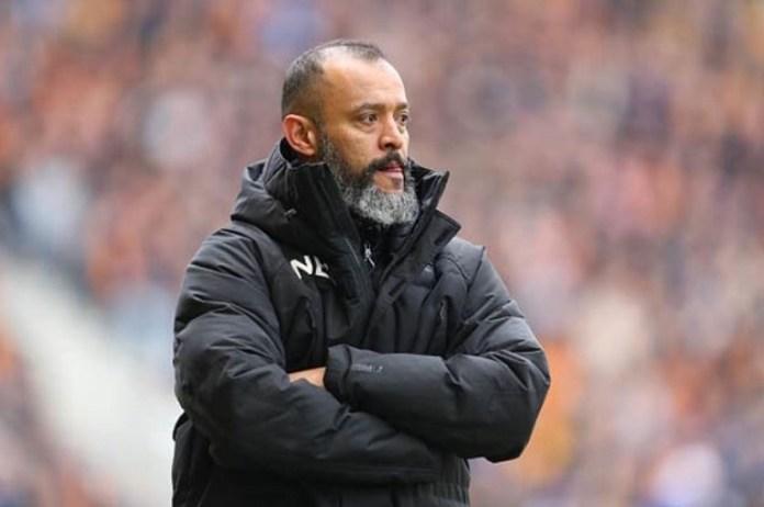 Wolves manager Nuno Espirito Santo is favourite to replace Unai Emery at Arsenal