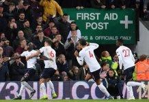 Sadio mane scored a late winner to seal Liverpool comeback