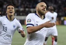 Teemu Pukki scored twice as Finland beat Liechtenstein to qualify for Euro 2020