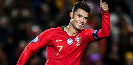 Ronaldo scores hat-trick as Portugal close in on Euro 2020 spot