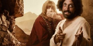 Gay Jesus film office attacked in Brazil