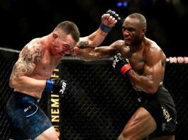 Kamaru Usman beat Colby Covington to win UFC 245