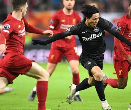 Liverpool have reportedly agreed a deal for Red Bull Salzburg winger Takumi Minamino