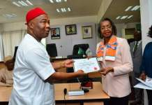 Hope Uzodinma becomes the 6th Governor of Imo state