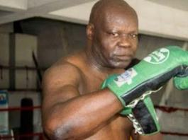 Bash Ali, 63, is chasing a World Guinness Book of Record fight