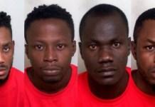 UK jails Nigerian stowaways