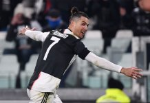 Cristiano Ronaldo is the first player to score 25 Serie A goals in a season for the club since 1961
