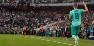 Toni Kroos scores direct from free kick for Real Madrid in the Super Cup