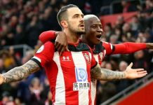 Danny Ings scored a superb goal in the first half to win the game for Southampton