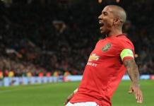 Ashley Young scored 19 times for Manchester United