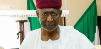 Abba Kyari, Chief of Staff to President Muhammadu Buhari