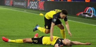 Haaland broke another record as Borrusia Dortmund beat PSG 2-1