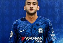 Hakim Ziyech has signed a five-year deal at Chelsea
