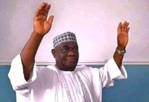Senator Ignatius Longjan has died at age 75