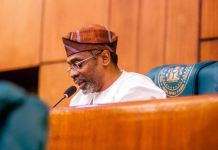 Speaker House of Representatives, Femi Gbajabiamila