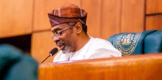 Speaker House of Representatives, Femi Gbajabiamila ECA