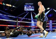 Tyson Fury produced a mind blowing performance to beat Deontay Wilder and claim his WBC title