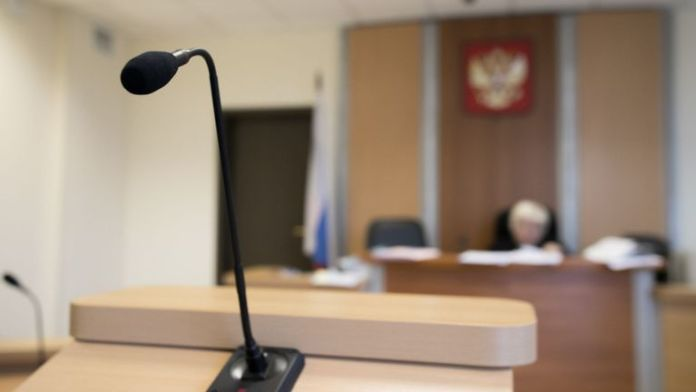 Viktor Sviridov shot himself after the court sentenced him to three years in prison