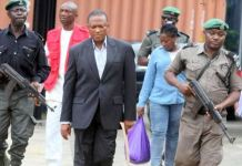 Major General Emmanuel Atewe was arraigned by EFCC for fraud