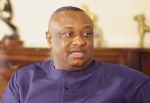 Minister of State, Labour and Employment, Festus Keyamo
