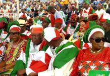PDP rally in Ibadan, Oyo state capital on Wednesday