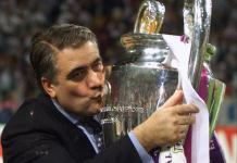 Real Madrid won the Champions League twice when Lorenzo Sanz was president