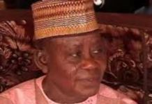 Former Borno governor, Mohammed Goni is dead