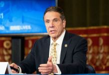 Governor Andrew Cuomo of New York