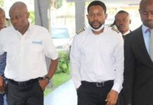Two Caverton Helicopters pilots were arrested by the Rivers State Government led by Nyesom Wike