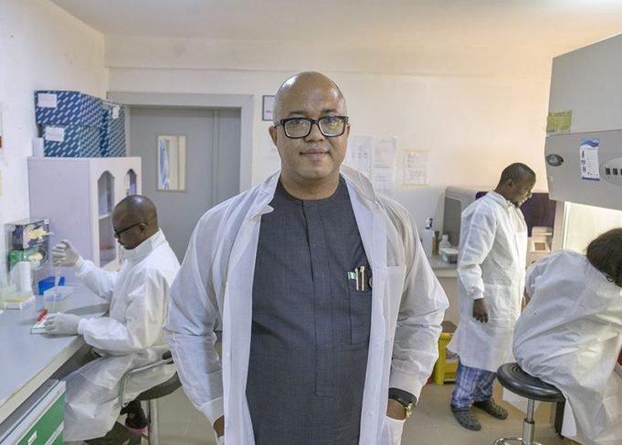 Director General of NCDC, Dr Chikwe Ihekweazu covid-19 coronavirus