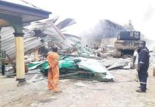Governor Nyesom Wike ordered the demolition of hotels in Rivers over disobedience of lockdown