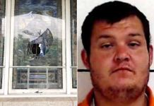 Man named Jesus arrested for vandalizing church