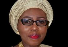 Mrs Betty Akeredolu of Ondo State