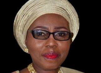Mrs Betty Akeredolu, First Lady of Ondo State
