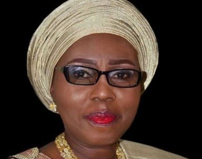 Mrs Betty Akeredolu, First Lady of Ondo State
