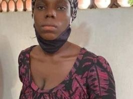 Oluwafunmilayo Adisa has been remanded in LASUTH for allegedly drowning her baby