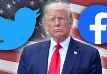 President Donald Trump has threathened to shut down social media companies