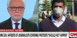 Minneapolis police officer who arrested CNN's Omar Jimenez says they were acting on orders
